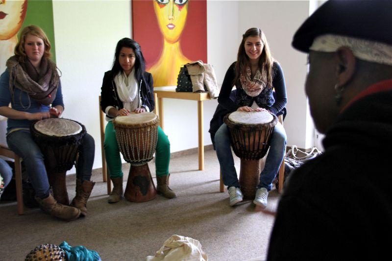 Workshop Trommeln