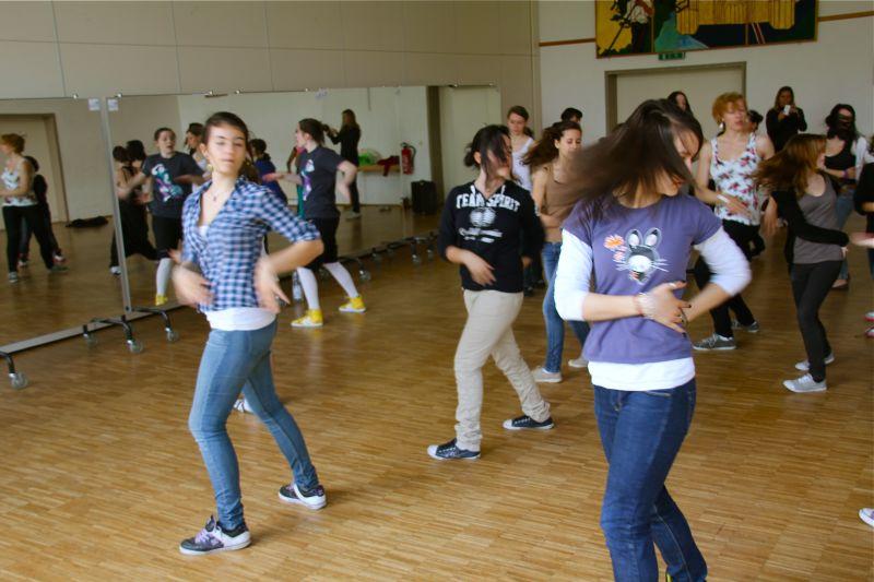 Workshop Tanz