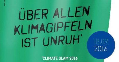 Climateslam16