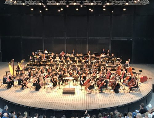 Internationales Jugendaustauschorchester