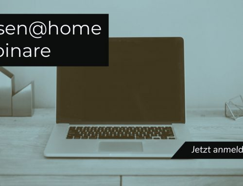 20 Webinare bei Wissen@home