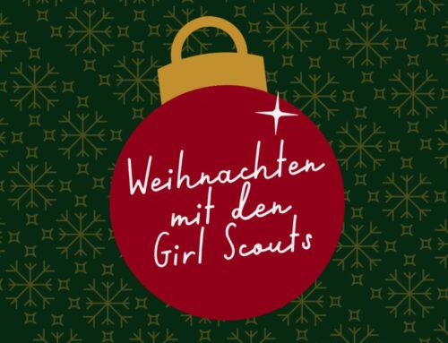 Weihnachten mit den Girl Scouts