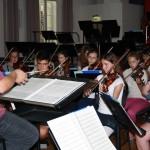 Proben in der Musik- und Singschule Heidelberg